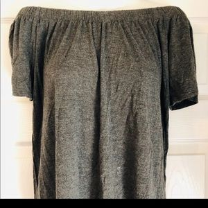 Maurices off shoulder top size S
